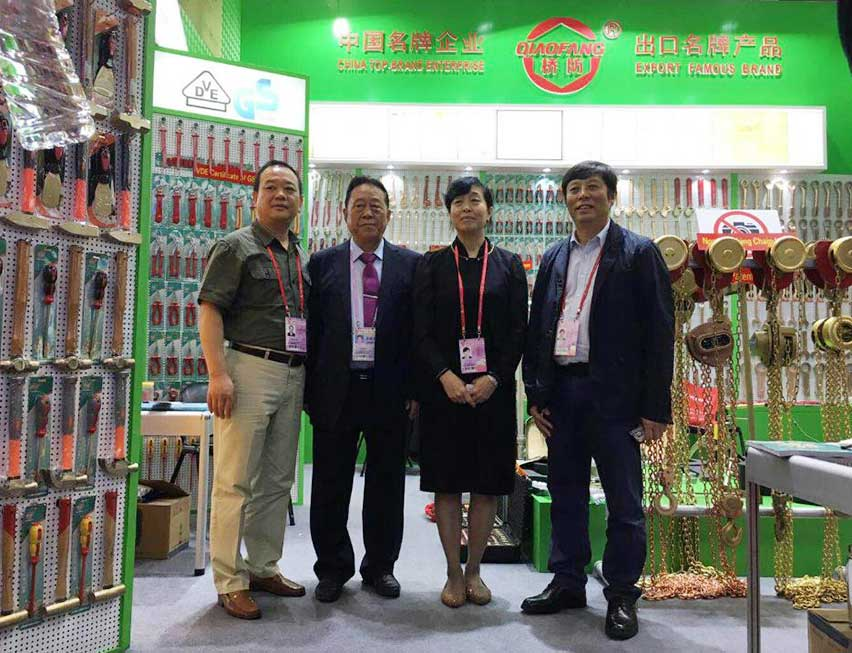 HEBEI BOTOU SAFETY TOOLS CO., LTD Participate the 124th Canton Fair on 15-19th, Oct, 2018.