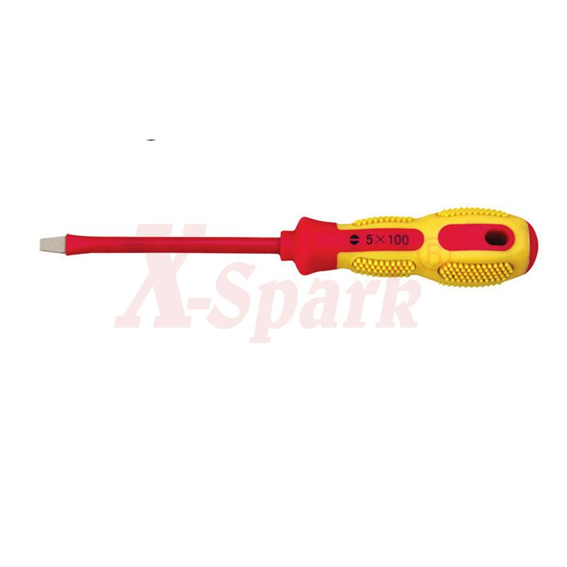 7101 Injection Slotted Screwdriver