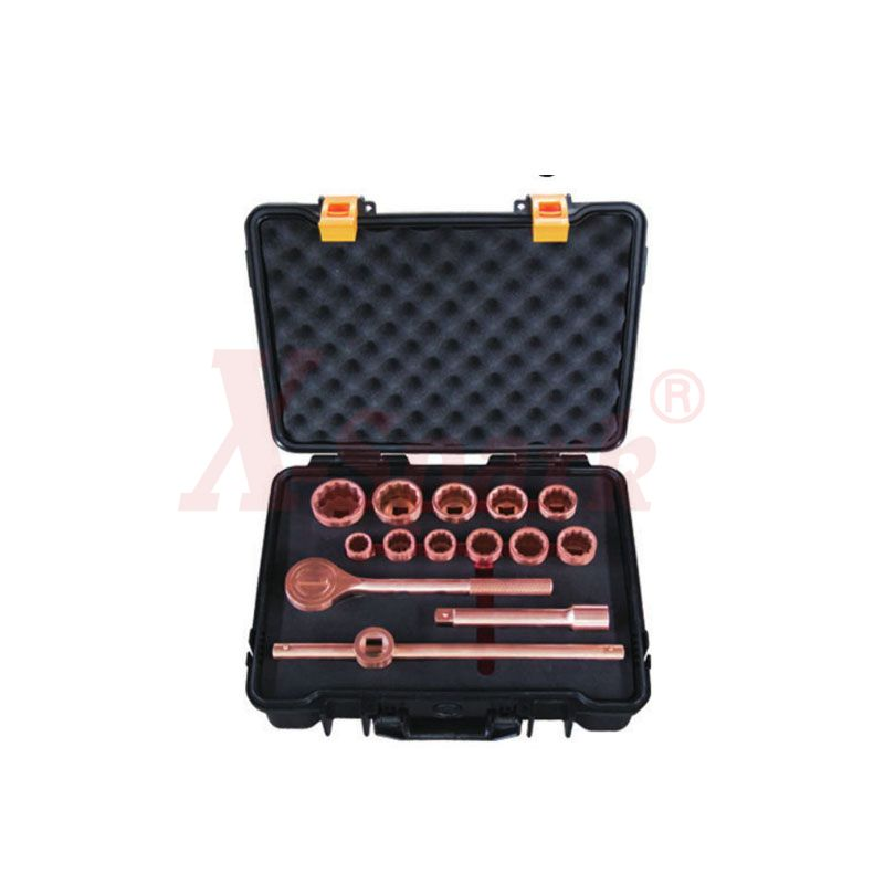 "101K 3/4""Dr Socket Set-14pcs"