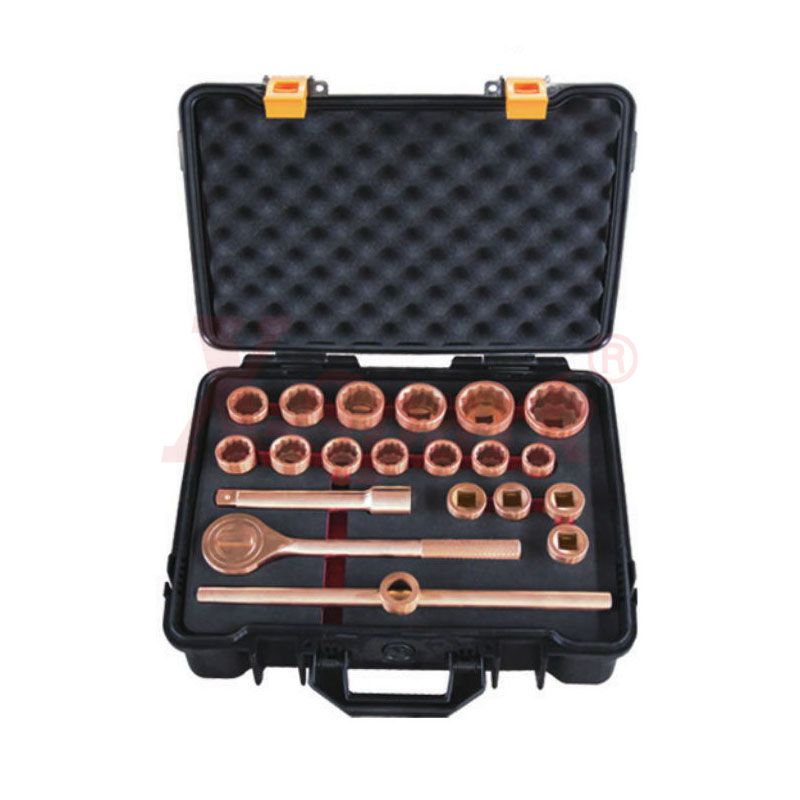 "101L 3/4""Dr Socket Set-21pcs"