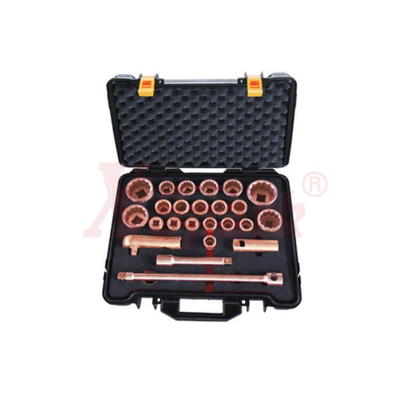 "101M 3/4""*1""Dr Socket Set-26pcs"