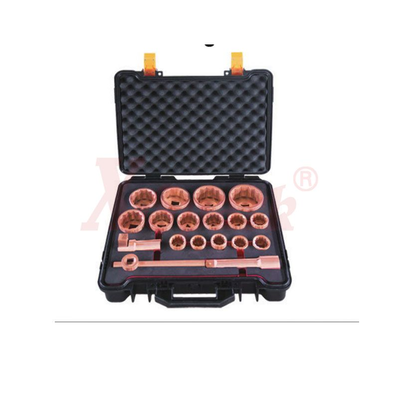 "101N 1""Dr Socket Set-18pcs"