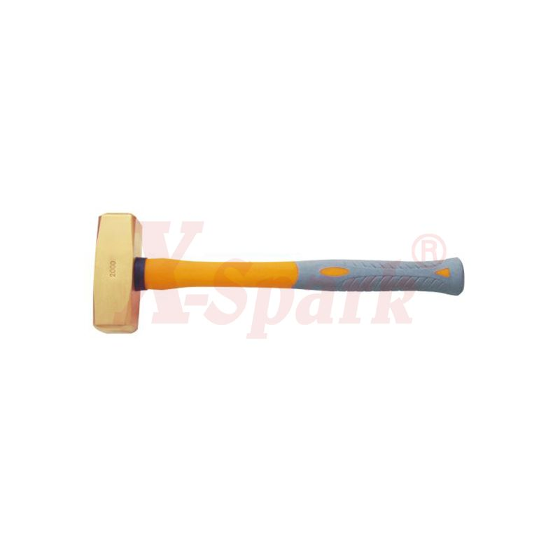 2104A Brass Hammer Sledge (German Type)