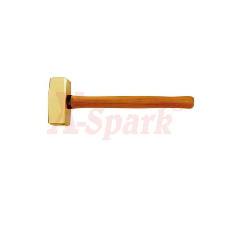 2104B Brass Hammer Sledge(German Type)