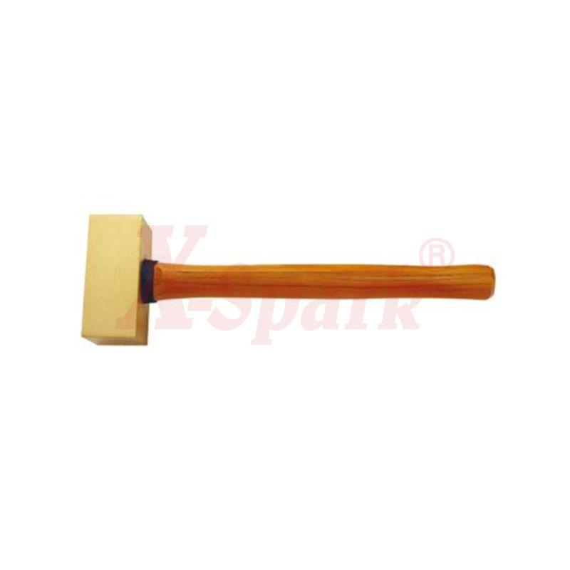 2106B Double face Brass Hammer