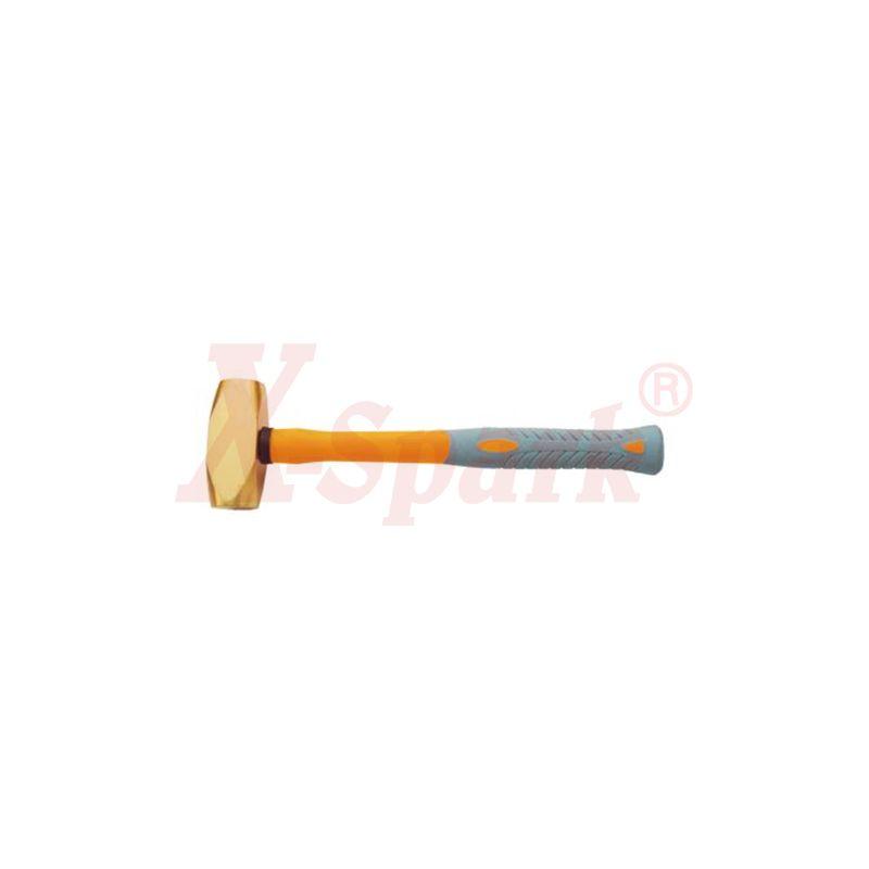 2107A Brass Flat Hammer(Euro Type)