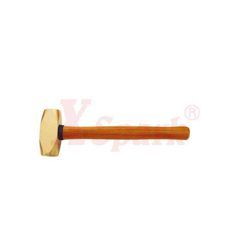 2107B  Brass Flat (Euro TYPE)