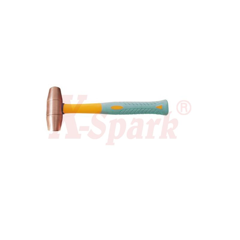 2203A Copper Hammer Drum Type