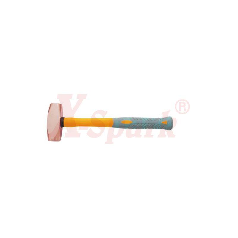 2207A Copper Flat Hammer(Euro Type)