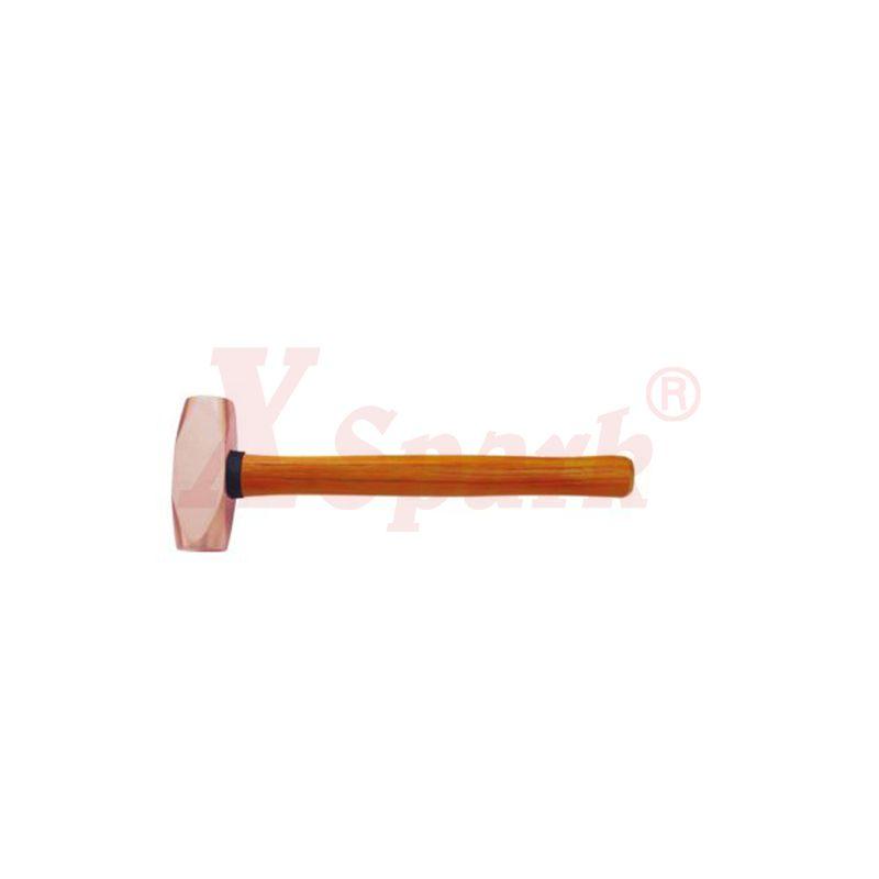 2207B Copper Flat Hammer(Euro Type)
