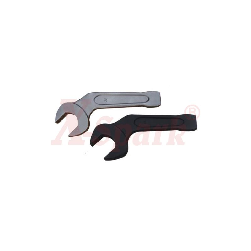 3304A Bent Striking Open Wrench