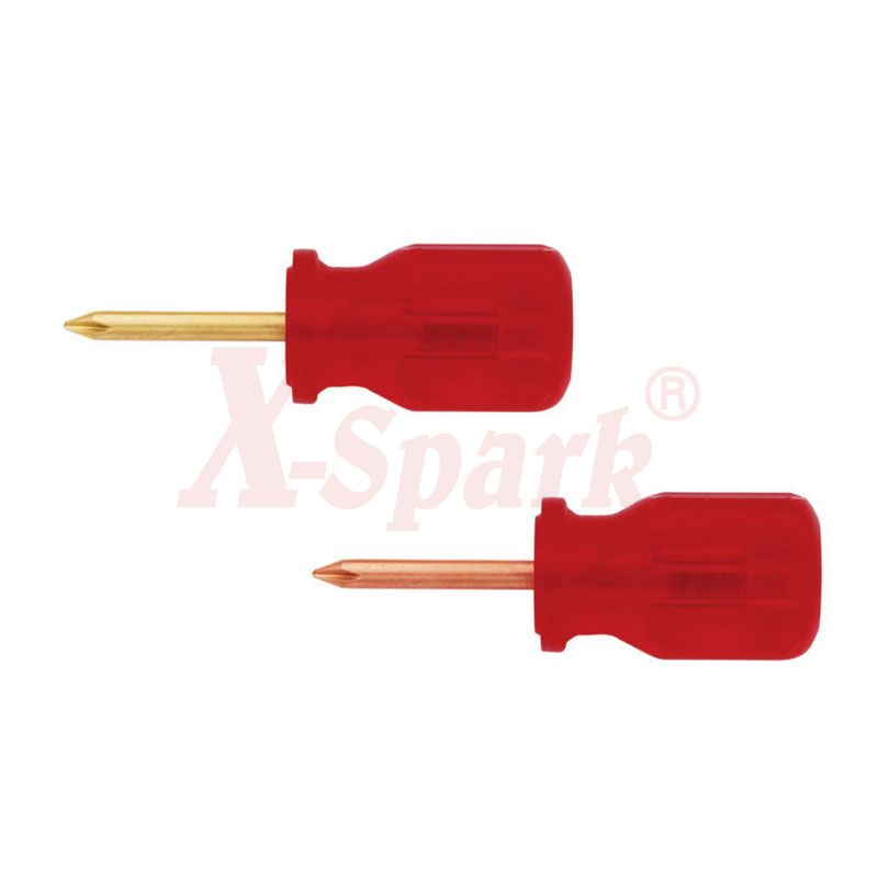 261A Stubby Phillips Screwdriver