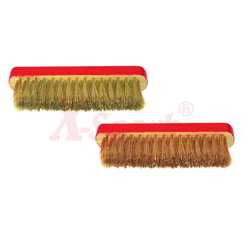 284 Scratch Flat Back Brush