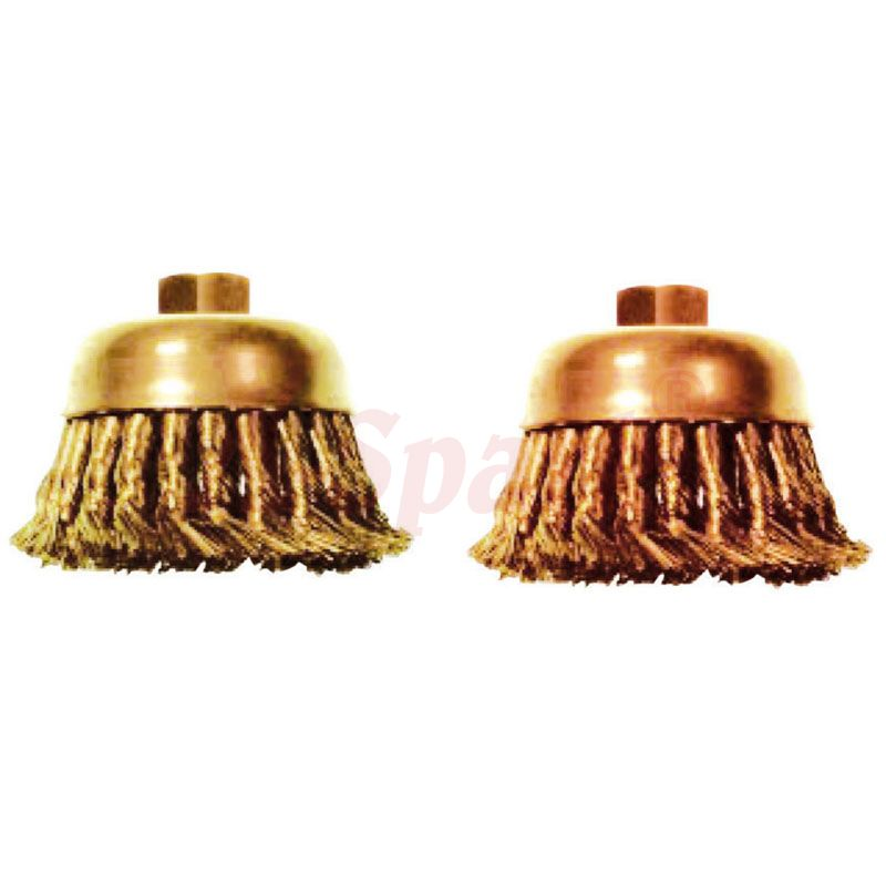 290A Knot Wire Cup Brush