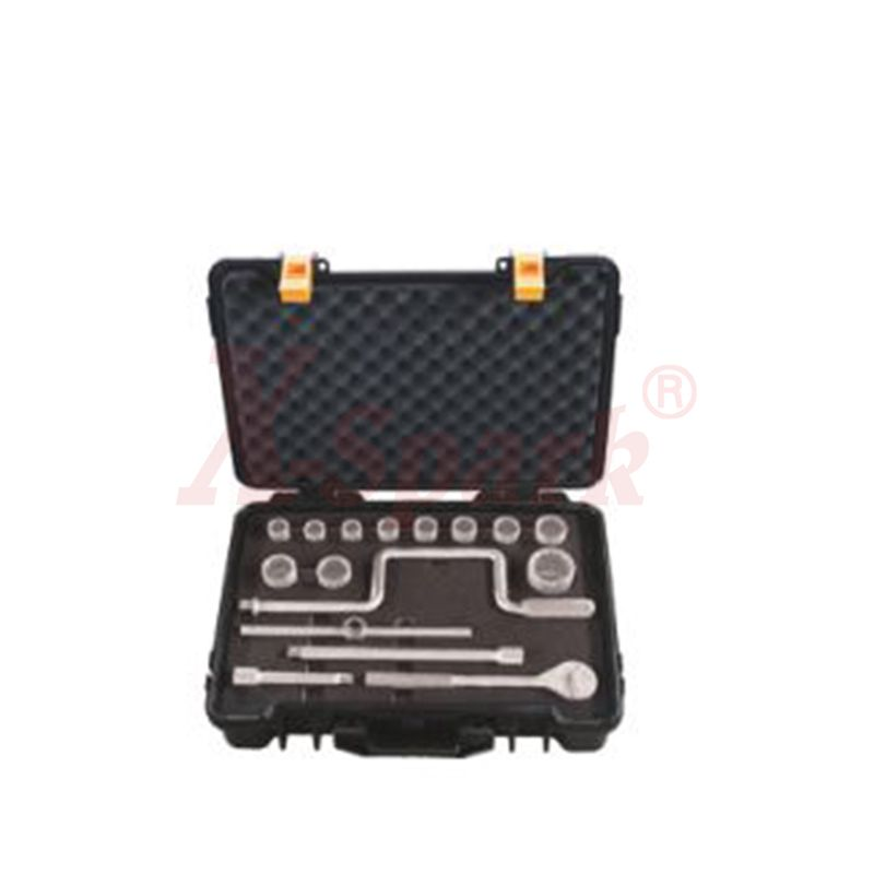 8512 1/2 Dr Socket Set-17pcs