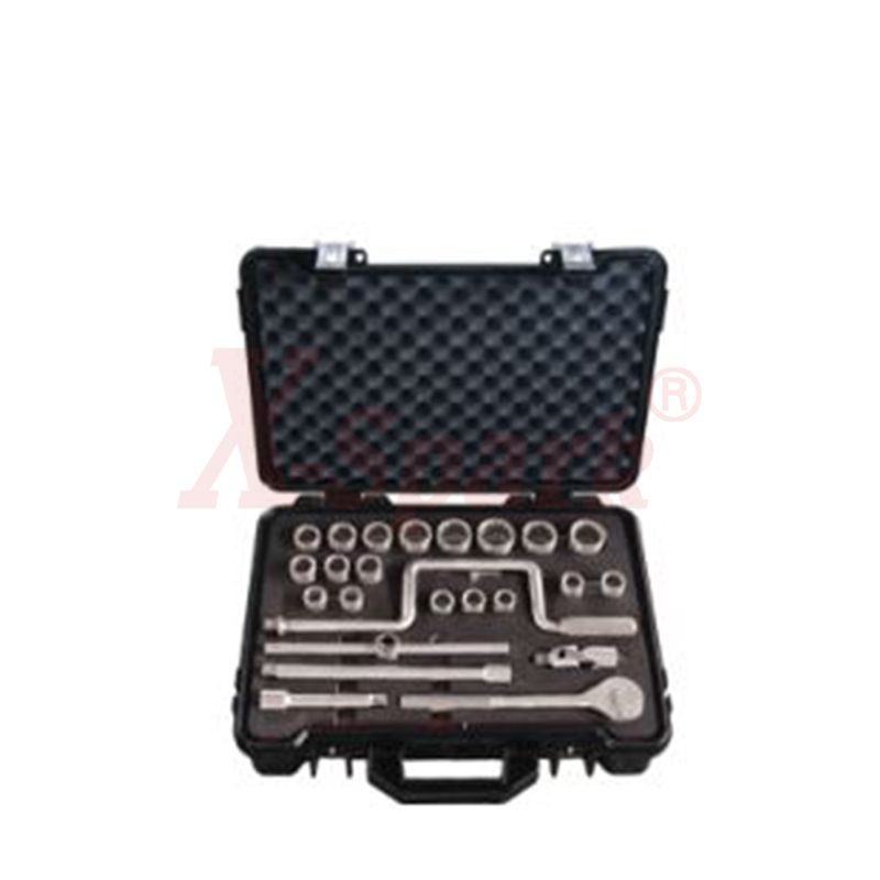 8513 1/2 Dr Socket Set-24pcs