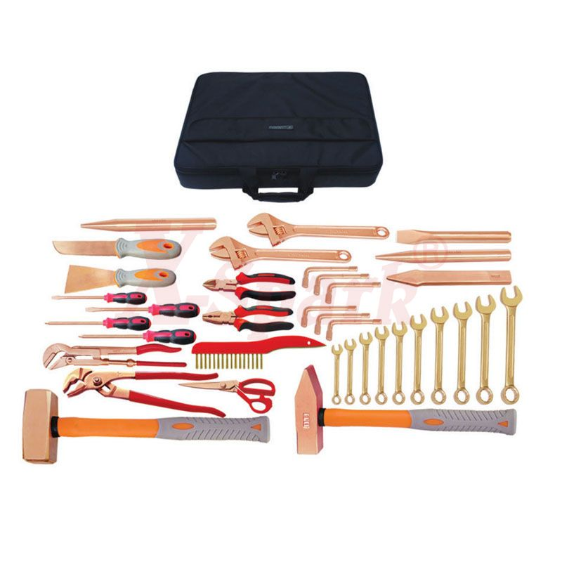 No.AA11-38 Tool Set 38pcs