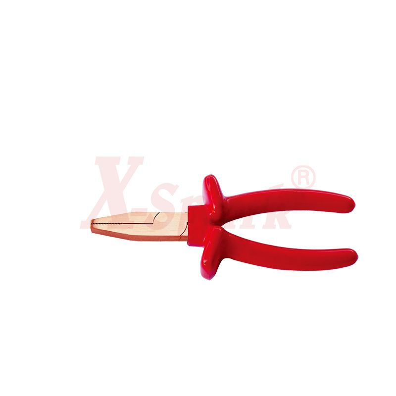 6205A Dipped Flat Nose Pliers