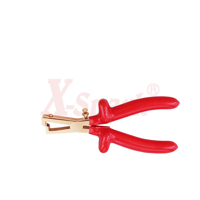 6207A  Dipped Wire Stripping Pliers