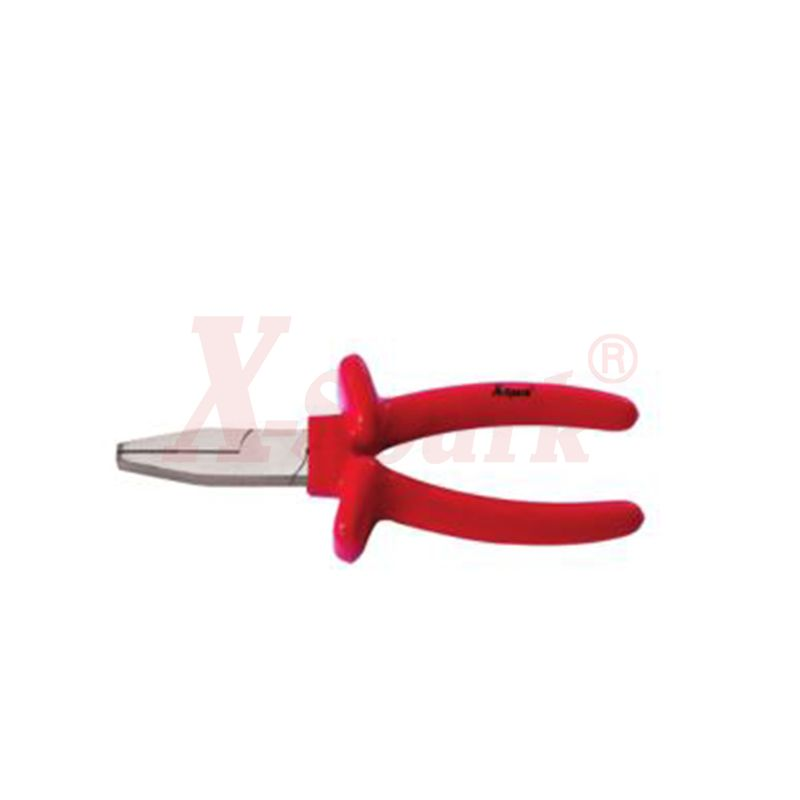 7205A Dipped Flat Nose Pliers