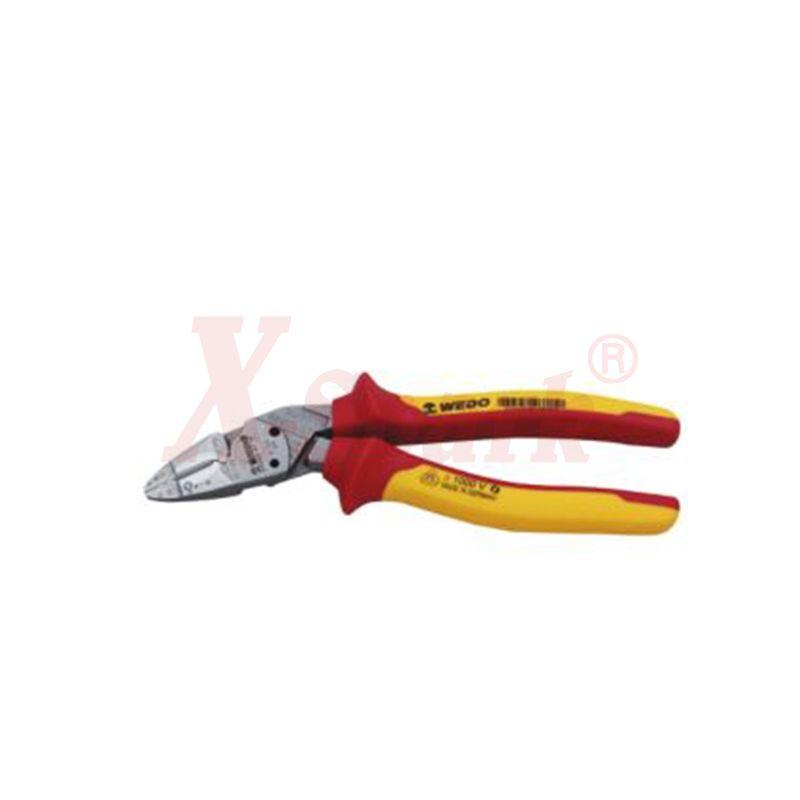 7212 Injection Bent Diagonal Cutting Pliers