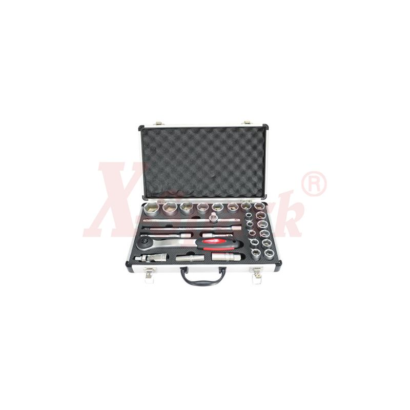 4309 26pcs 1/2 Dr.Socket Wrench Set