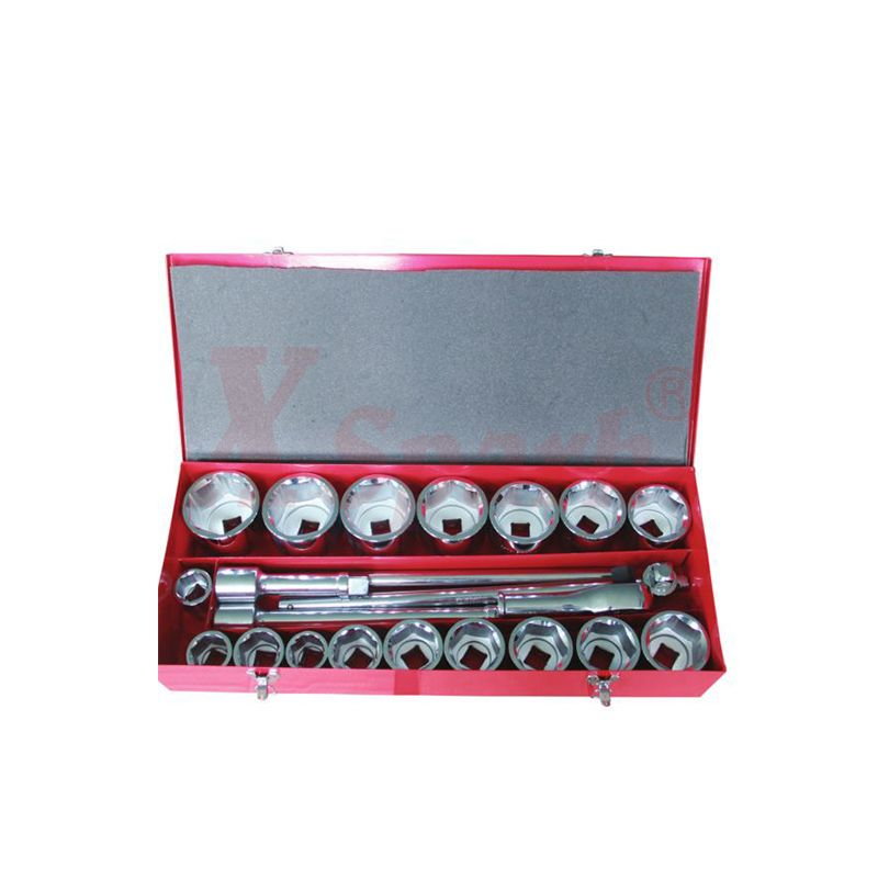 4313 22pcs 20mm Dr Socket Wrench Set