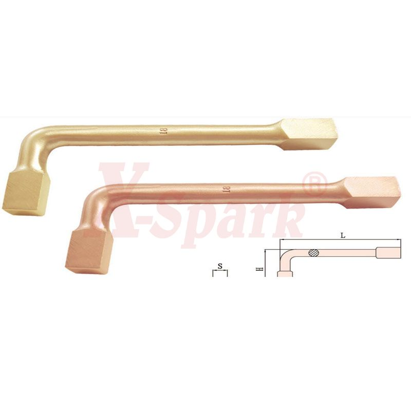 167D Square Key Wrench