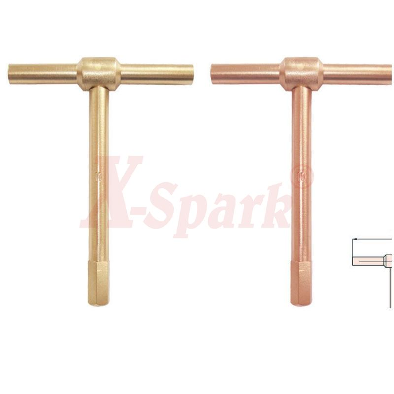 167C T Type Hex Key Wrench